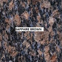Sapphire Brown